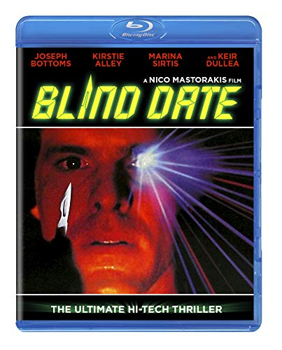 Blind Date (1984) Bottoms Alley Blu Ray R