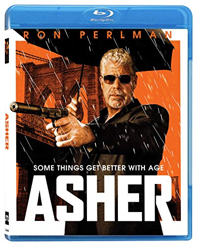Asher Perlman Burnet Blu Ray R