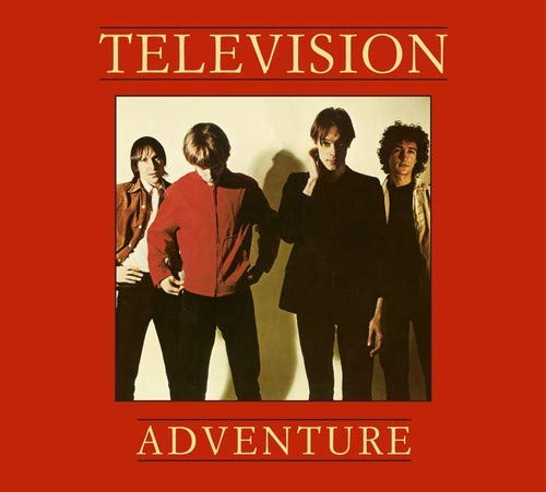 Television Adventure (red Vinyl_) Syeor Exclusive 2019