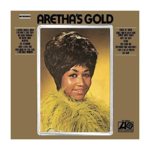 Aretha Franklin Aretha's Gold (gold Vinyl) Syeor Exclusive 2019