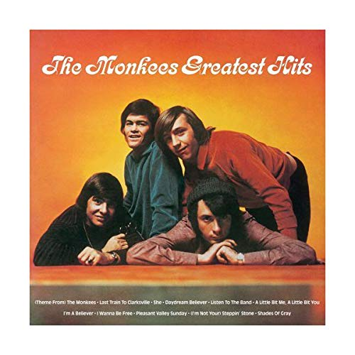The Monkees The Monkees Greatest Hits (orange Vinyl) Syeor Exclusive 2019