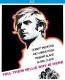 Tell Them Willie Boy Is Here Redford Ross Blake Blu Ray Pg