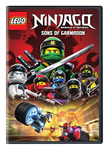 Lego Ninjago Masters Of Spinjitzu Season 8 DVD Nr