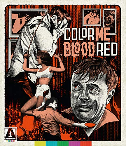 Color Me Blood Red Oas Heim Conder Blu Ray Nr