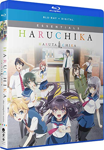 Haruchika The Complete Series Blu Ray Dc Nr