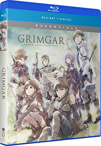 Grimgar Ashes & Illusions Com The Complete Series Blu Ray Dc Nr