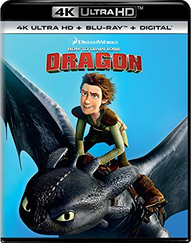 How To Train Your Dragon How To Train Your Dragon 4khd Pg
