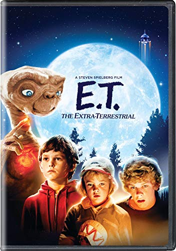 E.T. The Extra Terrestrial Barrymore Thomas Wallace Coyote DVD Pg