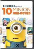 10 Minion Mini Movies Illumination DVD Nr