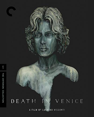Death In Venice Bogarde Andresen Blu Ray Criterion