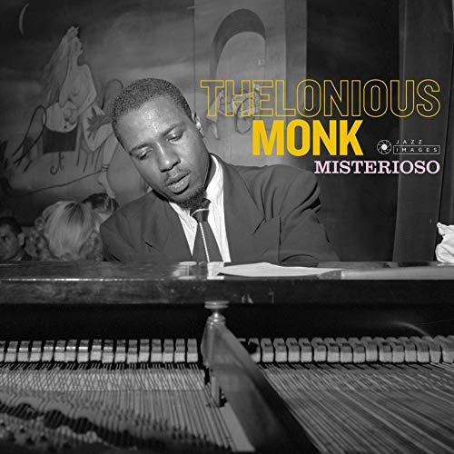 Thelonious Monk/Misterioso@LP