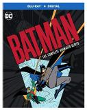 Batman The Animated Series Complete Series Blu Ray Standard Edition