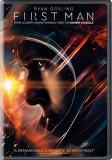 First Man Gosling Foy DVD Pg13