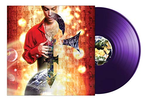 Prince Planet Earth (1lp Purple 150g Lenticular Cover)