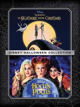 The Nightmare Before Christmas Hocus Pocus Disney Halloween Collection