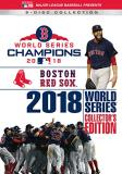 Boston Red Sox 2018 World Series Champions DVD Collector's Edition