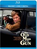 Old Man And The Gun Redford Spacek Affleck Blu Ray DVD Dc Pg13