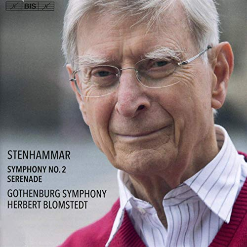 Stenhammar / Gothenburg Sympho/Symphony 2 / Serenade