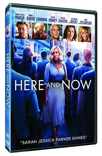 Here & Now Parker Baker Common DVD Nr