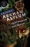 Grant Morrison Batman Arkham Asylum Dc Black Label Edition