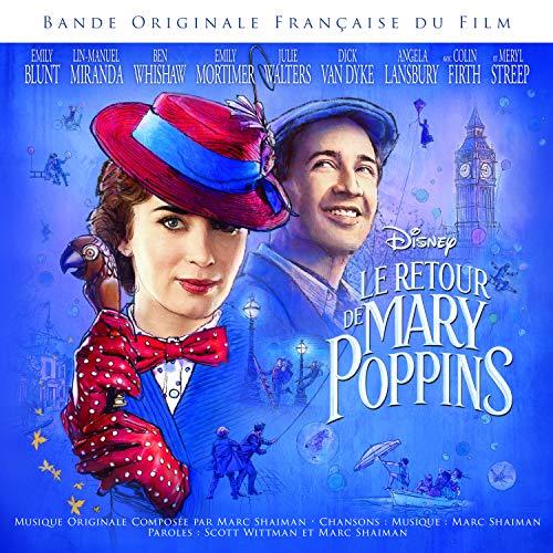 Mary Poppins Returns/Soundtrack