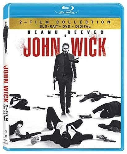 John Wick Double Feature Blu Ray R