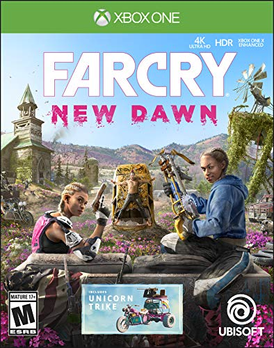 Xbox One Far Cry New Dawn
