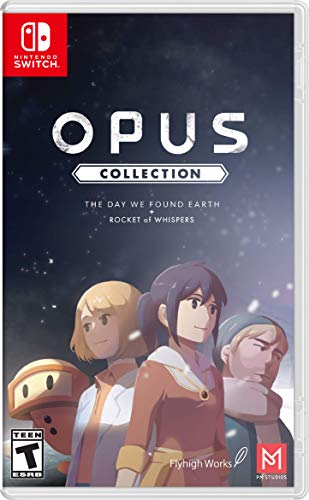 Nintendo Switch Opus Collection The Day We Found Earth & Rocket Of Whispers