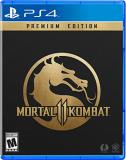 Ps4 Mortal Kombat 11 Premium Edition