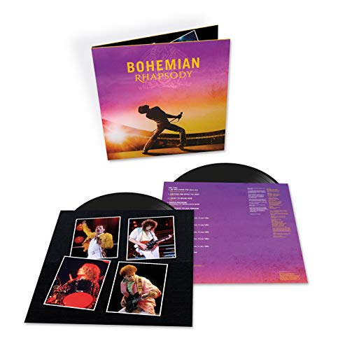 Queen Bohemian Rhapsody 2 Lp