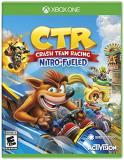 Xbox One Crash Team Racing Nitro Fueled