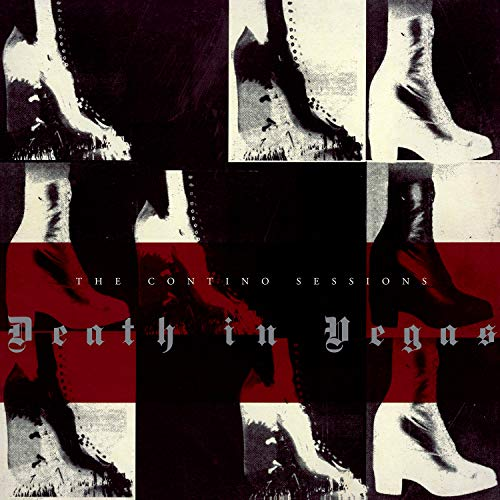 Death In Vegas Contino Sessions (red Vinyl)