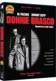 Donnie Brasco Pacino Depp Blu Ray DVD R Certified Fresh