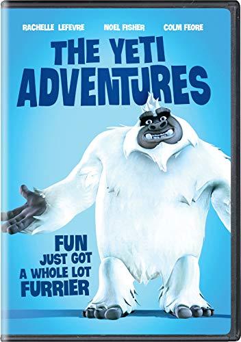 Yeti Adventures/Yeti Adventures@DVD@NR