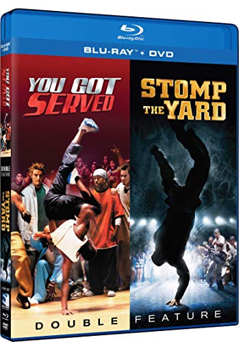 You Got Served Stomp The Yard Double Feature Blu Ray Nr