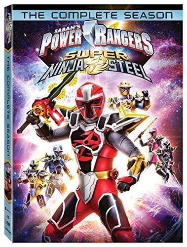 Power Rangers: Super Ninja Steel/Complete Season@DVD