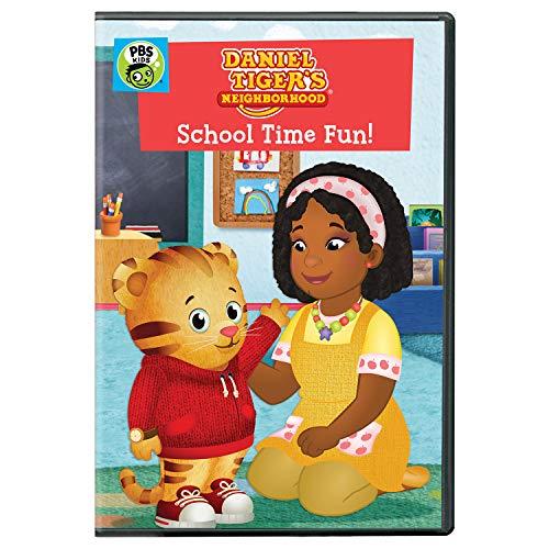Daniel Tiger's Neighborhood/School Time Fun@PBS/DVD@G
