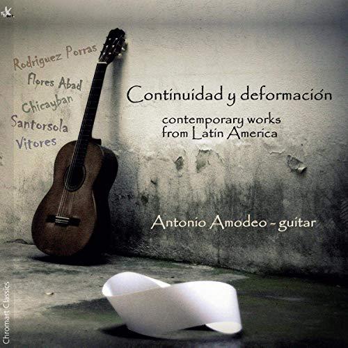 Abad / Amodeo/Continuidad & Deformacion