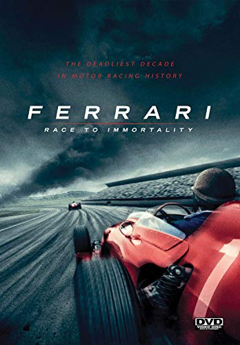 Ferrari Race To Immortality Ferrari Race To Immortality DVD Mod This Item Is Made On Demand Could Take 2 3 Weeks For Delivery