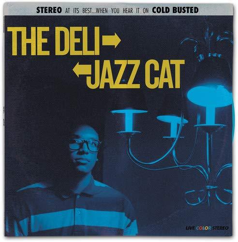 The Deli/Jazz Cat@Turquoise Vinyl@.