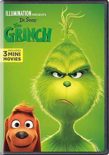 The Grinch (2018) The Grinch (2018) DVD Pg