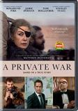 Private War Pike Dornan DVD R