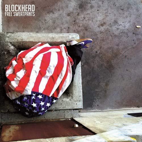 Blockhead/Free Sweatpants@.