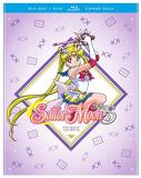 Sailor Moon Super S The Movie Combo Pack Blu Ray DVD Nr