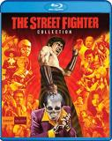 The Street Fighter Collection Blu Ray R