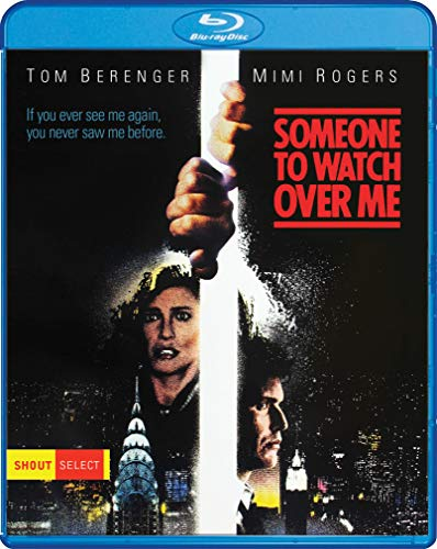 Someone To Watch Over Me Berenger Rogers Blu Ray R
