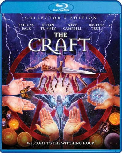 The Craft Tunney Campbell Balk True Blu Ray R