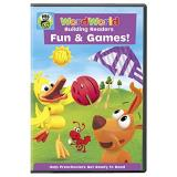 Wordworld Fun & Games Pbs Nr
