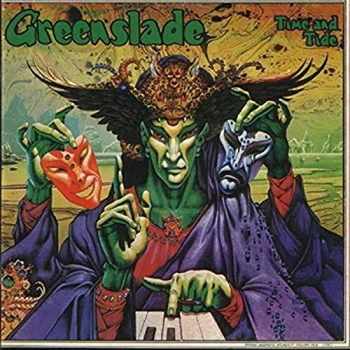 Greenslade/Time & Tide