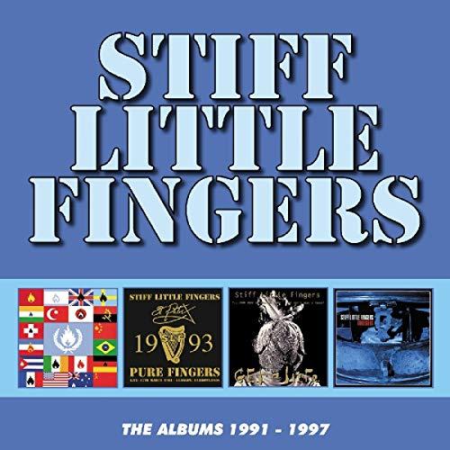 Stiff Little Fingers/Albums 1991-1997